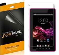 3X SuperShieldz HD Clear Screen Protector Shield Saver For RCA 7 Voyager II