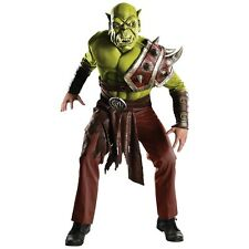Orc Costume Adult World of Warcraft WOW Halloween Fancy Dress