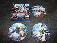JEU PS3 BLAZ BLUE CALAMITY TRIGGER BONUS DISCS BR + 2 CD COMPLET AKSYS OCCASION