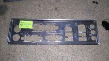 Panneau shield i/o Asus A8N-VM CSM REV 1.10G plaque arriere