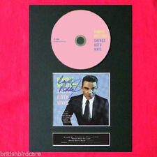 Robbie Williams Pop Music Autographs