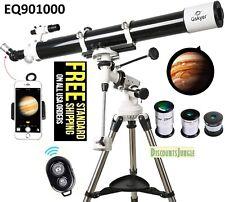 Gskyer Telescope Eq901000 Astronomy German Technology Refractor Telescope
