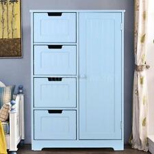 Pantry Storage Cabinet Wooden Laundry Closet Office Organizer Cupboard I4Q3