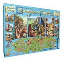 United Games Carcassonne Big Box Edition 2017, GU572