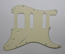 Replacement pickguard for vintage 60s Fender Mustang with wide 60 degree bevel