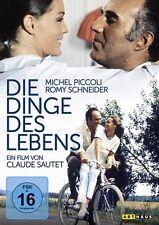 Die Dinge des Lebens 1x DVD-9 Michel Piccoli Romy Schneider Gérard Lartigau Je..
