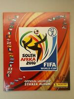 PANINI ARGENTINA! - WORLD CUP SOUTH AFRICA 2010! - LOT OF TWO EMPTY ALBUMS