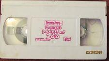 VHS Tape - Barney's Alphabet Zoo - FREE Shipping