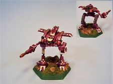 Battletech painted miniature Tree Frog battlemech MWC
