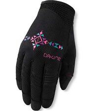 Dakine Covert Ladies Girls Women's Mountain Bike MTB Cycling Gloves Black XL