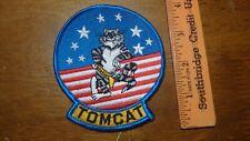 U S Navy Tom Cat F 14 F 16 Jet Fighter Patch Bx Z#4