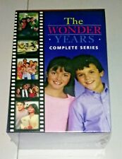 BRAND NEW! THE WONDER YEARS: COMPLETE TV SERIES. 22 DISC DVD BOX SET. SHIPS FREE