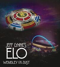 JEFF'S ELO LYNNE - JEFF LYNNE'S ELO - WEMBLEY OR BUST (2 CD/1 DVD)  3 CD NEW!