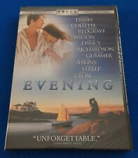 Evening (DVD, 2007) - Brand New - Free Shipping