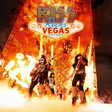 Kiss: Rocks Vegas - Live at the Hard Rock Hotel DVD (2016) Devin Dehaven