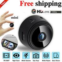 Mini Telecamera IP Wireless WIFI HD Smart Home Security Camera Visione Notturna