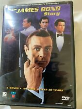James Bond Story (DVD, 2000)