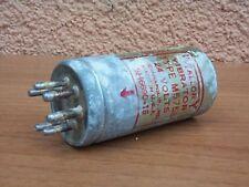 Vibrator Radio Militare Surplus * Mallory M575S - 24 volt - 6 contatti.