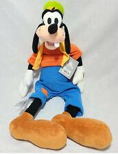 "Disney Parks  Goofy Plush 20"" Tall  (Hat To Foot) Stuffed Animal Huggable NWT"