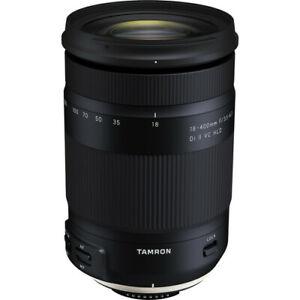 Tamron 18-400mm F3.6-6.3 Di II VC HLD Lens Canon Mount