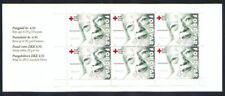 Faroe Islands 2001 Red Cross, Older Woman, Complete Booklet, Mnh / Unm