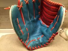 "Rawlings Roberto Clemente WSS 13"" Baseball Softball Glove Left Handed Throwing"