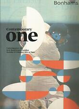 BONHAMS CATALOGUE   CONTEMPORARY  ART  2012