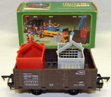 Vintage Faller Train 3634 Open Freight Car BOXED Wst Germany 2RAIL O Playtrain