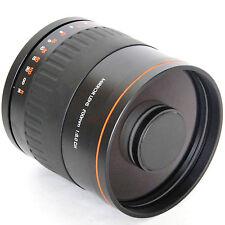 900mm f/8 HD Manual Focus Telephoto Mirror Lens For Olympus E-P2 E-PL1 Camera