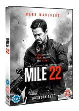 Mile 22 [DVD]