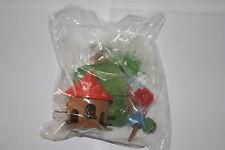 Playmobil 7758 palomar con espantapájaros en lámina nuevo/en el embalaje original misb rar
