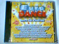 CD EURO DANCE GIGI D'AGOSTINO MARIO PIU MAURO PICOTTO