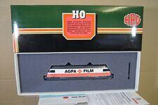 HAG 280 DIGITAL AC SBB CFF CLASS Re 4/4 460 E-LOK LOCO 015-1 AGFA FILM BOXED nc