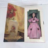 Vintage NIB Sweet Valentine Barbie By Mattel 1995 Hallmark Caucasian Brunette