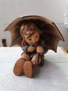 """Goebel Hummel Figurine """"Umbrella Girl"""". Perfect condition"""