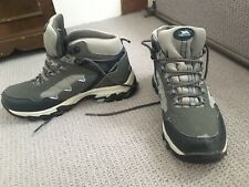 ladies walking shoes / boots size 6
