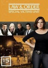 Law & Order SVU Special Victims Unit Year Fifteen Season 15 R1 DVD