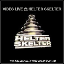 DJ VIBES & MC LIVELEE CD ( HAPPY HARDCORE ) HELTER SKELTER - NYE 1996