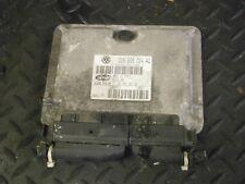 2002 VW LUPO HATCHBACK 1.4 S 3DR ENGINE CONTROL ECU UNIT 036906034AQ