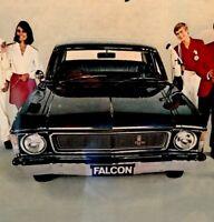 Original Ford XW GT Falcon XA XB XC XD XY XA XT XR ESP Bathurst GTHO RARE 351 V8