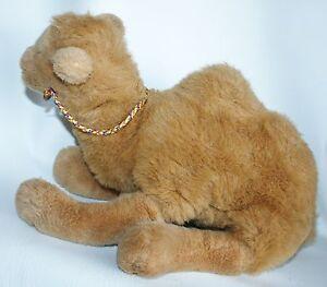Vintage Camel Mary Meyer's Tender Toy Plush Stuffed AnimalFloppy Lovey Hump DaY