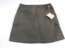 Dockers Skooter KHAKI Women's Short / Skirt or Skort Size 8       ID1384