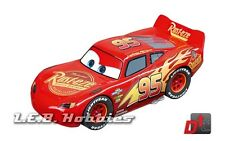 Carrera Evolution Disney/Pixar CARS 3, Lightning McQueen analog slot car 27539