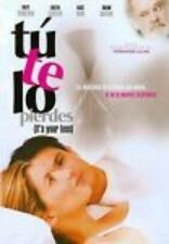 TU TE LO PIERDES (ITS YOUR LOSS) BY LUJAN,FERNANDO (DVD)