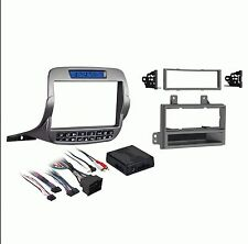 Metra 99-3010S Double/Single DIN Stereo Dash Kit for 2010-up Chevrolet Camaro