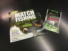 Maver Tungsten Olivettes 2g + FREE DVD Match Fishing Rivers