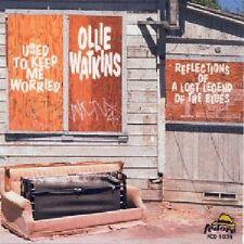 Ollie Watkins - Used to Keep Me Worried [New CD]