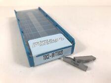 INGERSOLL TDC2-8R New Carbide Inserts Grade TT8020 10pcs S