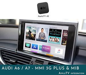 [2012-2018] Audi A6 / A7 C7 MMI- AppleTV Integration