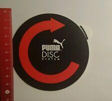 Aufkleber/Sticker: Puma Disc System (01101695)